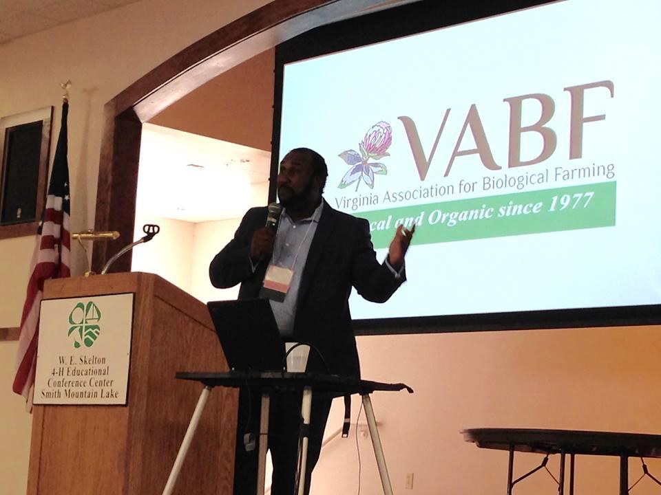 Envoltura de conferencia VABF |  Intercambio de semillas de exposición al sur
