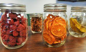 Ponga los productos a la antigua: fermentación, secado y almacenamiento
