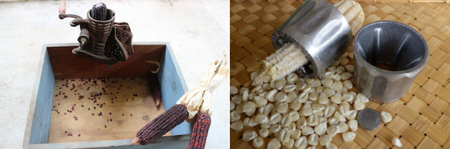 Processing Flour Corn at Home | Southern Exposure Seed Exchange
