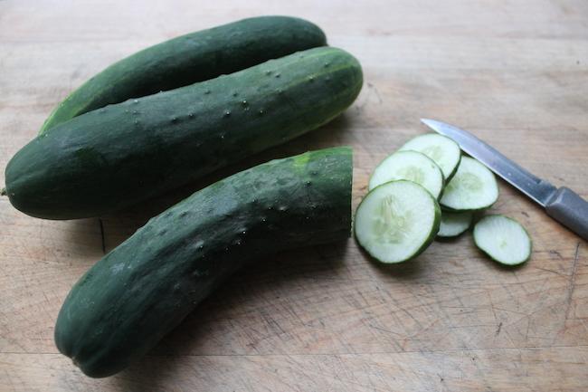 10 formas fáciles de usar pepinos