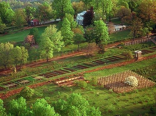 Jardines coloniales   Intercambio de semillas de exposición al sur