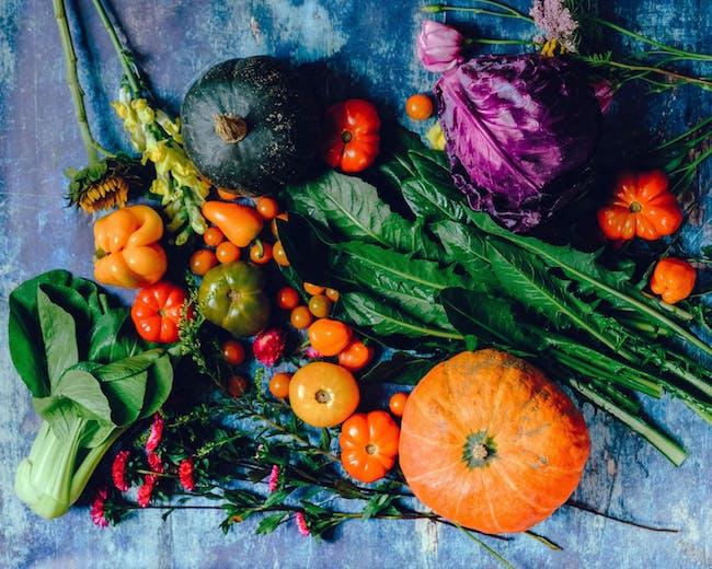 Comida: convivir con la comida local