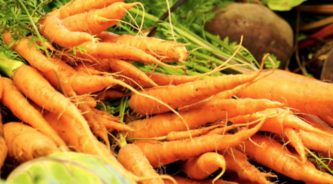 SESE Candy Carrots and Sweet Roots