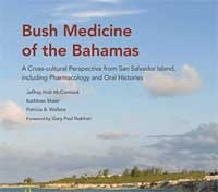 bush medicine of the bahamas, jeff's new book