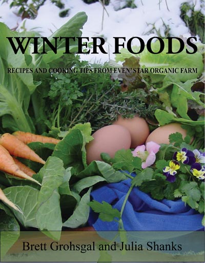 Winter Foods BOOK
