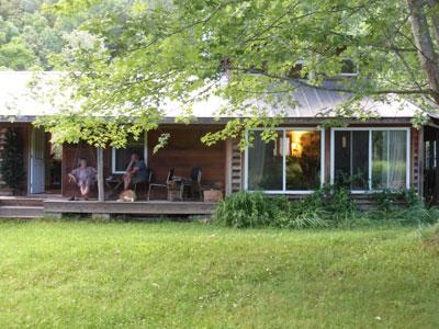 Ann Shrader's House