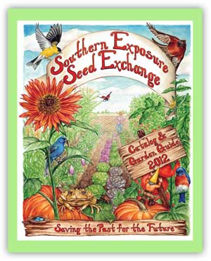 Southern Exposure garden seeds