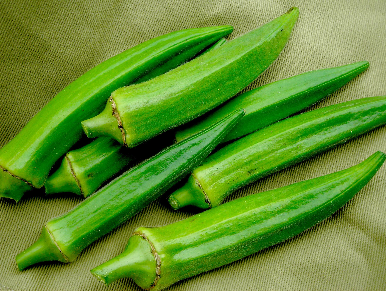 Image result for okra