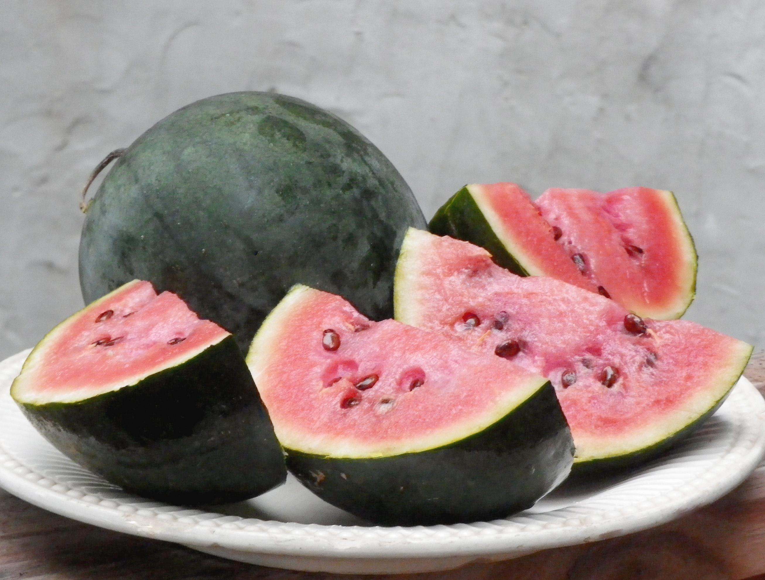 Sugar Baby Watermelon 2 G Click To Enlarge