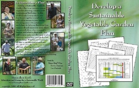 Develop a Sustainable Vegetable Garden Plan (DVD plus CD)