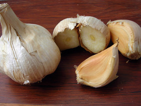 Elephant Garlic, bulk size: 40 oz.