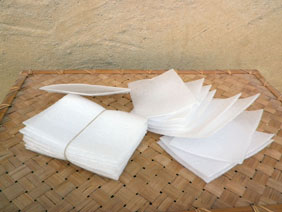 Foam Pouches for Seed, 20