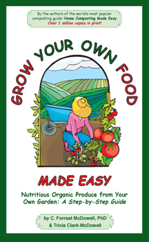 Grow Your Own Food Made Easy BOOK