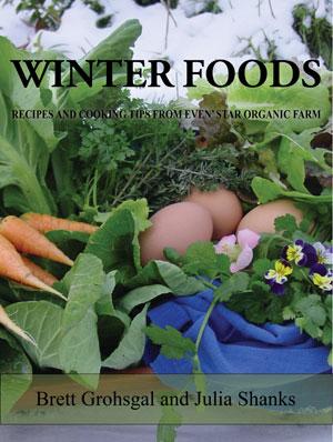 winter foods cookbook from Brett Grohsgal